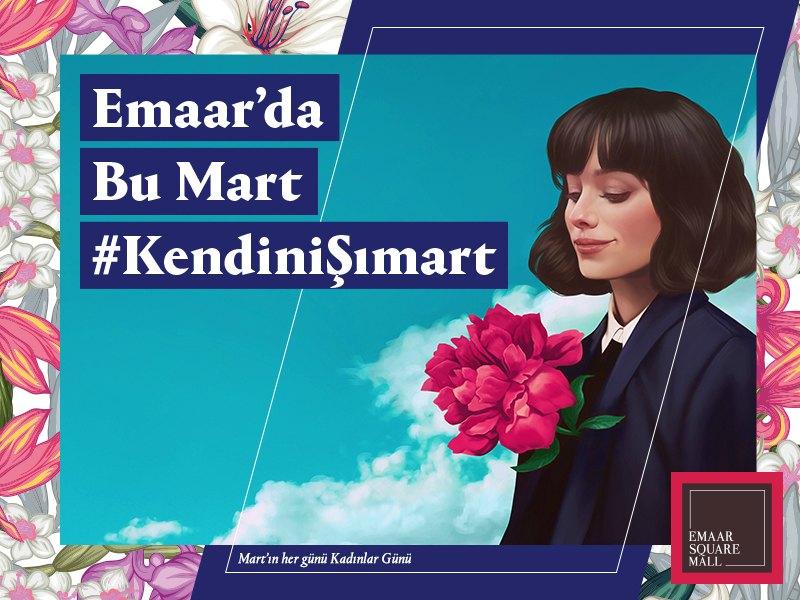 Martın Her Günü Kadınlar Günü! Kesinlikle Kaçırmaman Gereken 10 Süper Etkinlikle #KendiniŞımart