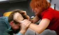 Bir kadının, bir erkeğe şiddet uyguladığına şahit oldun mu?