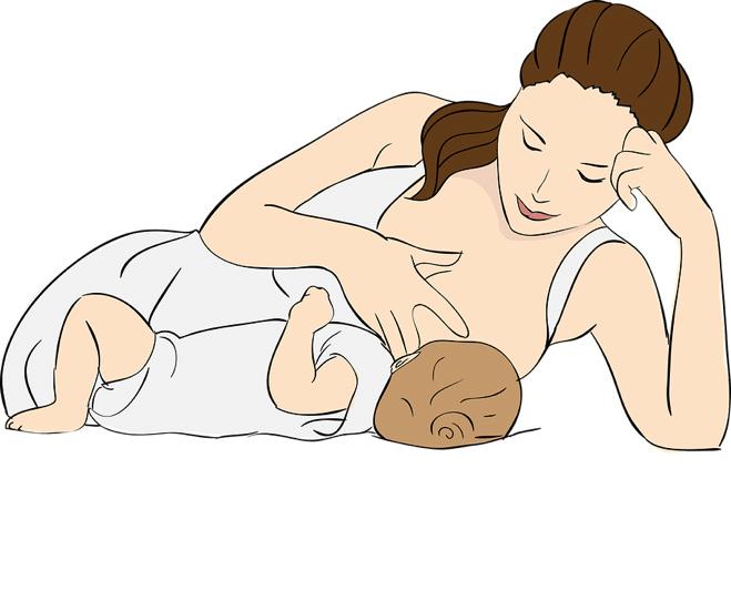 Anne sütünün bebeklere faydaları