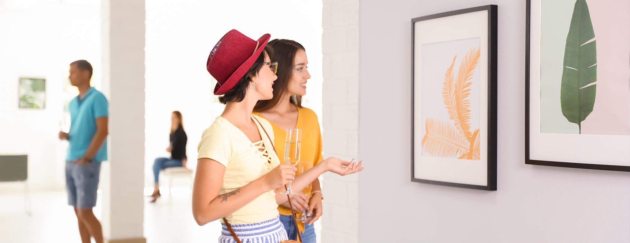 Sanat etkinlikleri, modern sanat benden sorulur mu diyorsun? Sanata dair her şeyi öğrenmek ve bildiklerimi aktarmak istiyorum diyorsan Kültür Sanat etiketi tam da bunun için var!