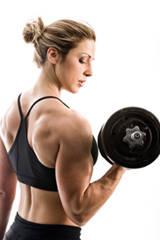 Kadinlar ve Vücut Geliştirme